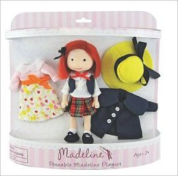 Posable Madeline Playset