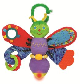 Eric Carle Light Up Firefly Developmental Toy