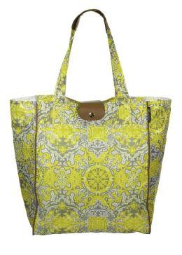 Malibu Eco Folding Tote Bag, Stella Solstice