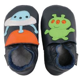 Bobux Alien Baby Shoes - S (3-9M)