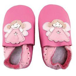 Bobux Rose Angel Baby Shoes - S (3-9M)