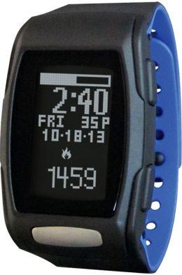 LIfeTrak C300 Move Fitness Watch - Black/Green