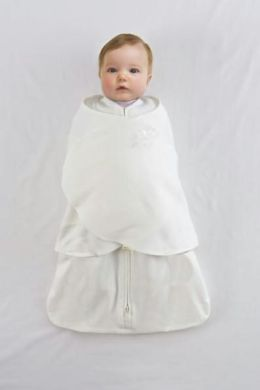 Halo Innovations SleepSack Organic Wearable Blanket Natural -  Newborn