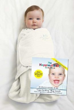 Halo Innovations Happiest Baby Gift Set Velboa Cream -  New Born
