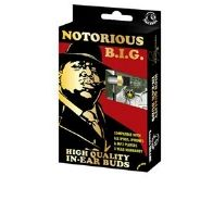 Section 8 Notorious B.I.G. Rbw-5871 Earbud Hp's