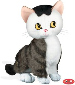 The Shy Little Kitten 6.5 inch Plush Toy