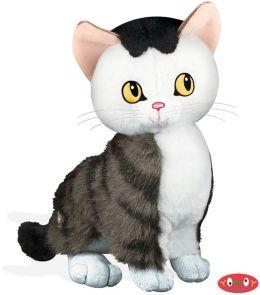 The Shy Little Kitten 6.5 inch Plush Toy