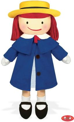Madeline 16 inch Soft Doll