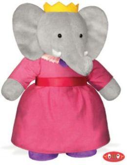 Celeste 13 inch Plush Doll