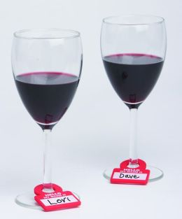 Drink Notes Wine Glass Markers