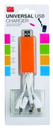 Universal USB Charger - Assorted Colors