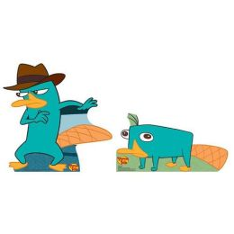 Advanced Graphics 1020 Agent P-Perry Cardboard Standup