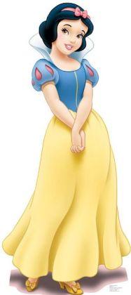 Advanced Graphics 1064 Cardboard Standup Snow White