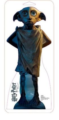 Advanced Graphics 1058D Mini Dobby Deathly Hallows Cardboard Standup