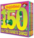 CD Cover Image. Title: 150 All-Time Favorite Songs!, Artist: VeggieTales