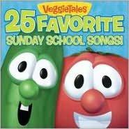 25 Favorite Sunday School Songs