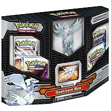 Pokemon Reshiram & Zekrom Box