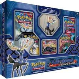 Pokemon TCG: XY Xerneas/Yveltal Legendary Figure Box