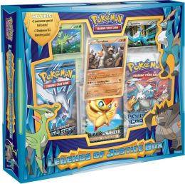 Pokemon TCG: Legends of Justice Box