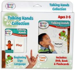 Brainy Baby Talking Hands: Sign Language Collection