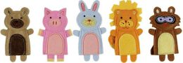 Finger Puppet Sets Animal Friends