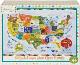 Puzzle (Age 3+) - Hip Hip Hooray, It's the USA
