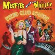 CD Cover Image. Title: Fiend Club Lounge, Artist: The Nutley Brass