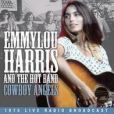 CD Cover Image. Title: Cowboy Angels, Artist: Emmylou Harris & the Hot Band
