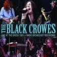 CD Cover Image. Title: Live At the Greek, Artist: The Black Crowes