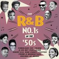 The R&B No. 1's of the '50s