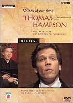 Voices of Our Time: Thomas Hampson