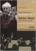 Gunter Wand: Franz Schubert - Symphony No. 8