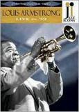 Video/DVD. Title: Jazz Icons: Louis Armstrong - Live in '59