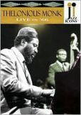 Video/DVD. Title: Jazz Icons: Thelonius Monk - Live in '66