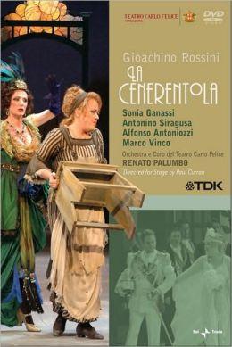 La Cenerentola (Teatro Carlo Felice)