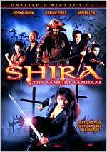 Shira: The Vampire Samurai