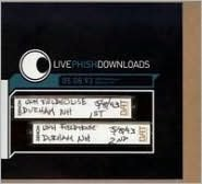 Live Phish: 05.08.93 Unh Fieldhouse, Durham, NH