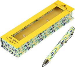 Jonathan Adler Bargello Chevron Print Pen