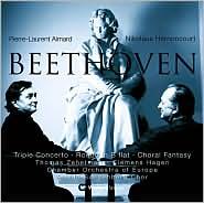 Beethoven: Triple Concerto, Choral Fantasy, etc.