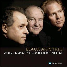 Mendelssohn: Trio No. 1 / Dvorák: Dumky Trio
