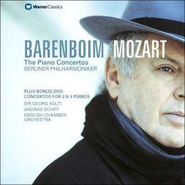 Mozart: The Piano Concertos [includes Bonus DVD] [Box Set]
