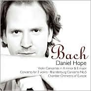 Bach: Violin Concertos; Concerto for 2 Violins; Brandenburg Concerto No. 5