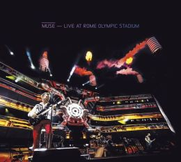 Live at Rome Olympic Stadium [CD + Blu-Ray]