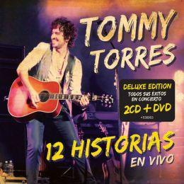 12 Historias en Vivo [Deluxe Edition] [2CD/1DVD]