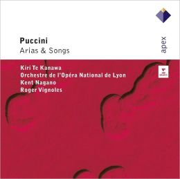 Puccini: Arias & Songs