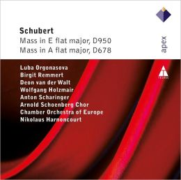 Schubert: Mass in A flat major, D678