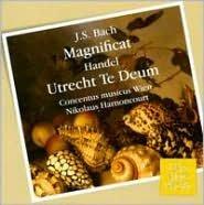 J.S. Bach: Magnificat; Handel: Utrecht Te Deum