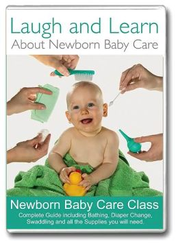 Shari Bayles: Laugh and Learn About Newborn Baby Care