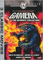 Gamera: the Ultimate Collection