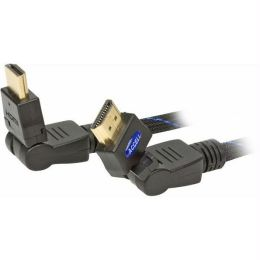 Accell 1M Proultra Supreme High Speed Hdmi Swivel Cable With Ethernet